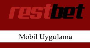 Restbet Mobil Uygulama